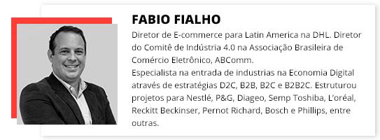 Fabio Fialho Coordenador do Curso de Transformação Digital na Indústria