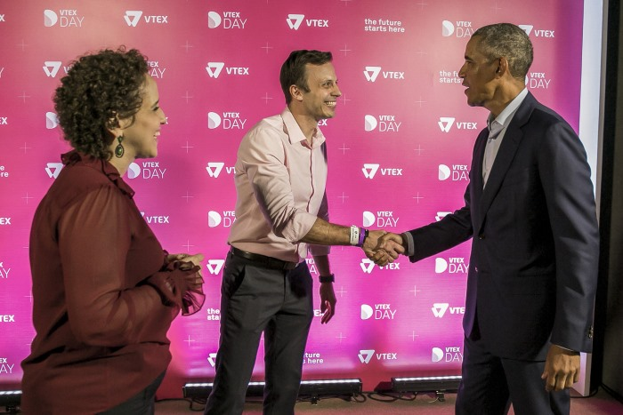 OBAMA NO VTEX DAY EVENTO DE ECOMMERCE